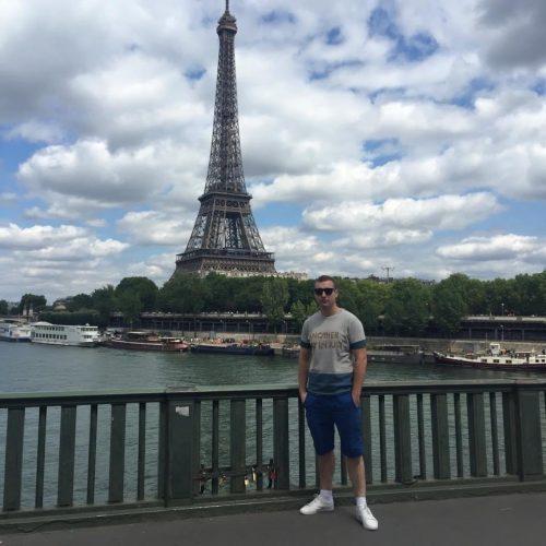 Zdjęcie profilowe Łukasza